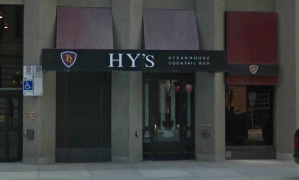 Hy's Steakhouse and Cocktail Bar